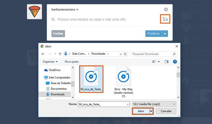 Encontre o áudio em MP3 no seu computador (Foto: Reprodução/Barbara Mannara) (Foto: Encontre o áudio em MP3 no seu computador (Foto: Reprodução/Barbara Mannara))