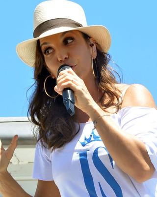 Ivete Sangalo  (Foto: Joilson César/Ag Haack)