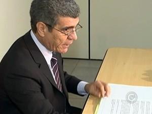 Delegado ainda vai ouvir investigados (Foto: Reprodução / TV TEM)