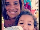 Lembra dela? Ex-BBB Tati leva vida tranquila e virou mãe de família