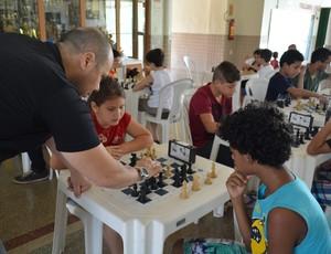 Torneio de Xadrez (Foto: Jheniffer Núbia)