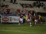Garoto Travesso apronta e arranca empate com o Fortaleza no Junco
