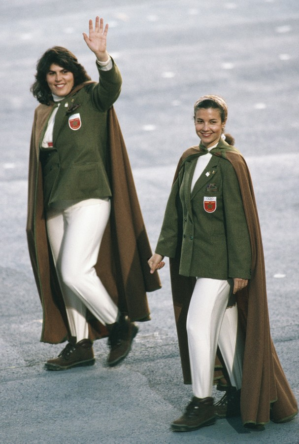 Marrocos em 1992 (Foto: Getty Images)