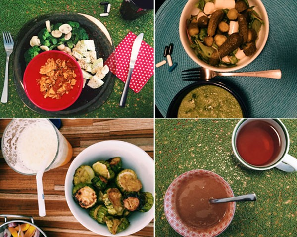 Pronokal: dieta com sachês de proteína e muitos legumes  (Foto: Mari Di Pilla)