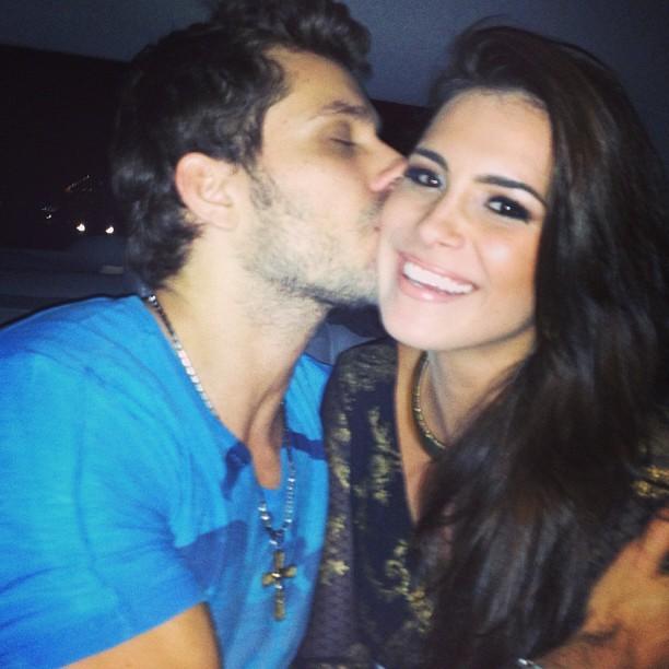 Kamilla e Elieser (Foto: reprodução/instagram)