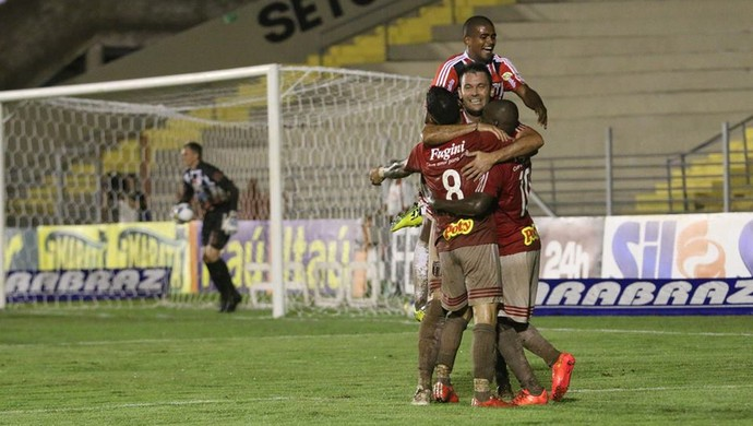 Capivariano x Botafogo-SP (Foto: Rogério Moroti/Ag. Botafogo)