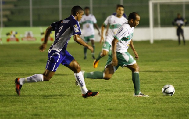 CSP vence o Nacional de Patos por 1 a 0 no Estádio da Graça (Foto: Kleide Teixeira / Jornal da Paraíba)
