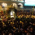 Procissão reúne 1,4 mi fiéis (Pedro Cruz/ G1)