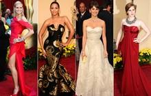 Aquecimento para o Oscar 2014: Veja os melhores looks dos últimos cinco anos