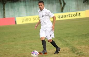 Tiva confirma contratação do volante Léo Silva. Apresentação é terça-feira