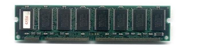 Memória de Acesso Aleatório, ou simplesmente RAM (Foto: Reprodução/Wikimedia Commons) (Foto: Memória de Acesso Aleatório, ou simplesmente RAM (Foto: Reprodução/Wikimedia Commons))