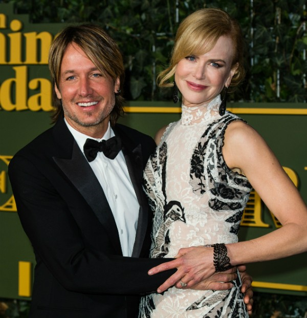 Keith Urban e Nicole Kidman  (Foto: Getty Images)