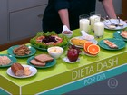 Alimentação saudável e exercícios ajudam a reduzir a pressão arterial