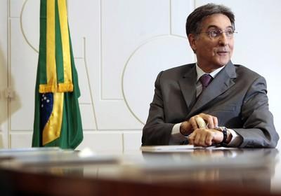 Fernando Pimentel (Foto: Igo Estrela / Editora Globo)
