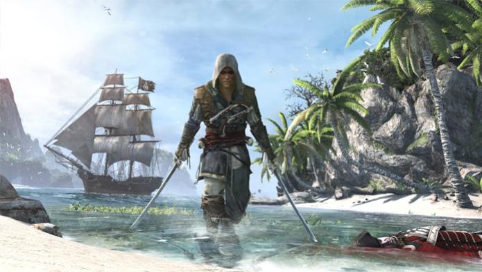 Assassin's Creed 4: Black Flag (Foto: Divulgação) (Foto: Assassin's Creed 4: Black Flag (Foto: Divulgação))