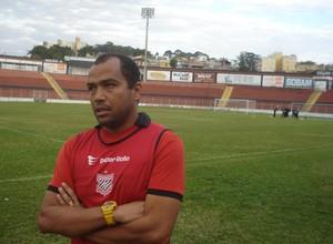 Beto Cavalcante técnico Paulista Jundiaí (Foto: Divulgação / Paulista FC)