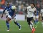 Corinthians vence o Cruzeiro na arena e leva vantagem mínima para BH