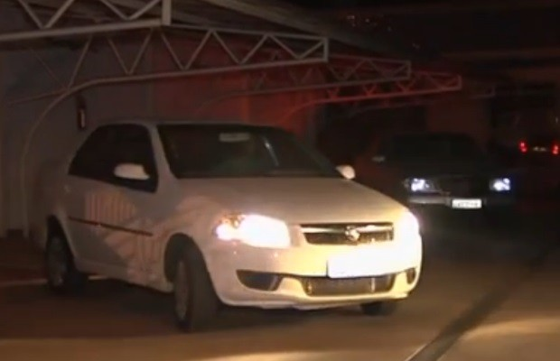 Estelionatário revendia carros, mas não pagava proprietários, em Goiás. (Foto: Reprodução/TV Anhanguera)