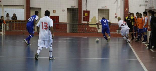 Mogi/São Paulo suzano Nenê Campeonato Metropolitano (Foto: Thiago Fidelix)