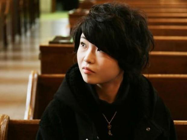 Yuka Kudo pesquisou por dois anos relatos de aparições de fantasmas na área atingida pelo tsunami (Foto: BBC)
