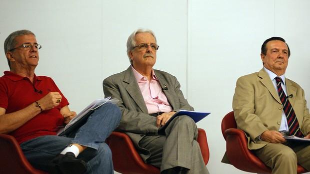 Debate candidatos presidência Bahia (Foto: Egi Santana)