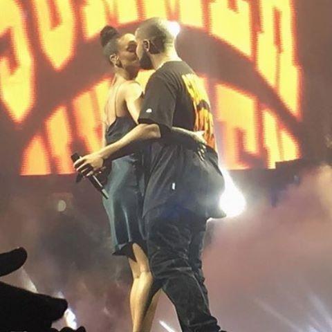 Rihanna e Drake (Foto: Reprodução / Instagram)