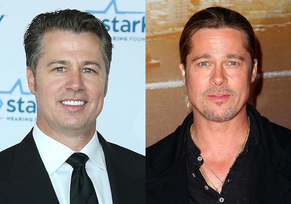Doug & Brad Pitt (Foto: Divulgação)
