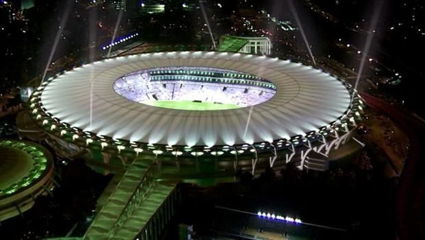 Maracanã (Foto: GE)