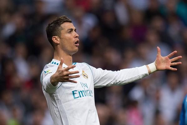 O jogador de futebol Cristiano Ronaldo (Foto: Getty Images)