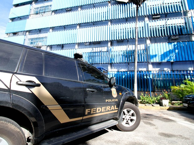 Operação Lava Jato 33ª fase (Foto: Aldo Carneiro/ Pernambuco Press)