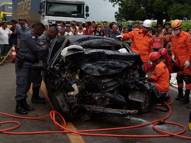 Dez pessoas morrem em três dias da Operação Carnaval no Maranhão (Foto: Divulgação/PRF)