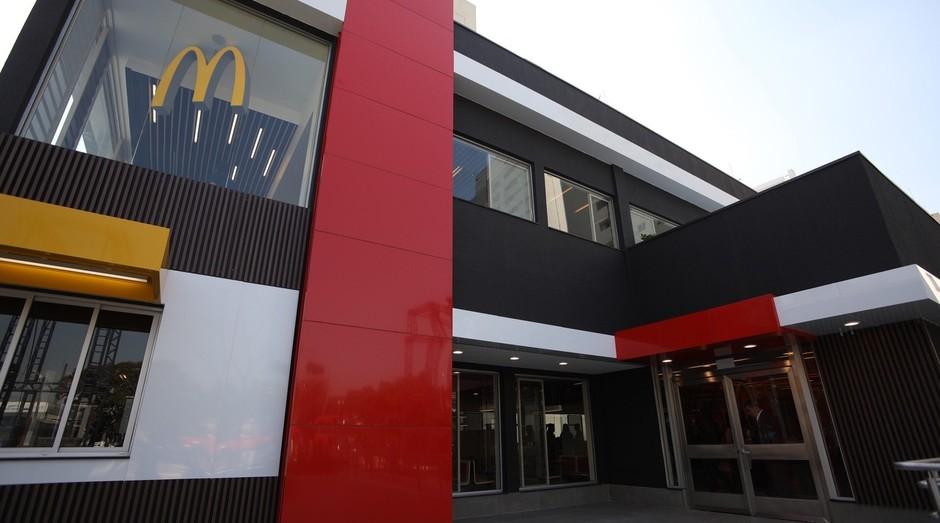 b171e6916cc Unidade do McDonald  39 s em São Paulo terá recursos digitais (Foto