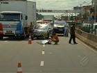 Homem morre após ser atropelado na avenida Júlio César, em Belém