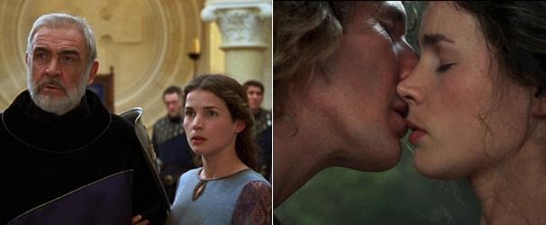 'Lancelot, o Primeiro Cavaleiro' (1995) conta história de triângulo amoroso em Camelot (Foto: Divulgação/Reprodução)