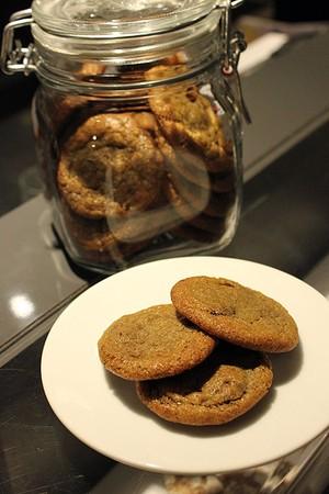 Cookies de chocolate (Foto: Cristiane Senna/Editora Globo)