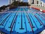 Com homenagem a ex-nadadores do clube, Flamengo inaugura nova piscina
