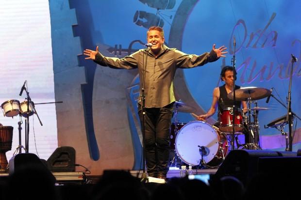 Orlando Morais (Foto: Marcos Ferreira/ EGO)