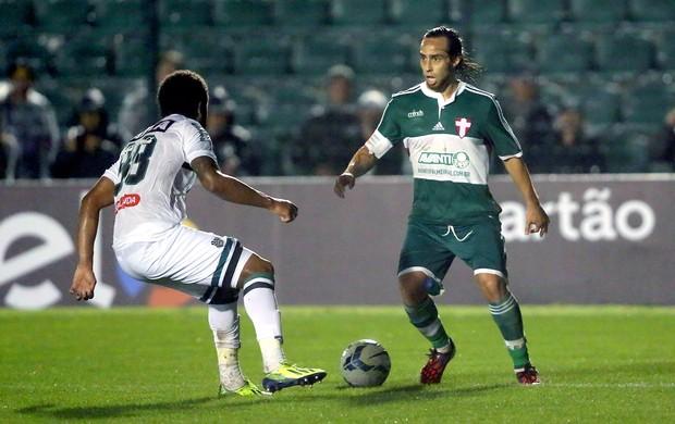 Figueirense x Palmeiras - Valdivia (Foto: Getty Images)