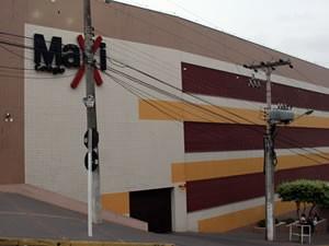 Colégio Máxi (Foto: Leandra Ribeiro)