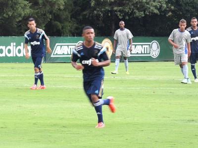 Gabriel Jesus, Palmeiras (Foto: Felipe Zito)