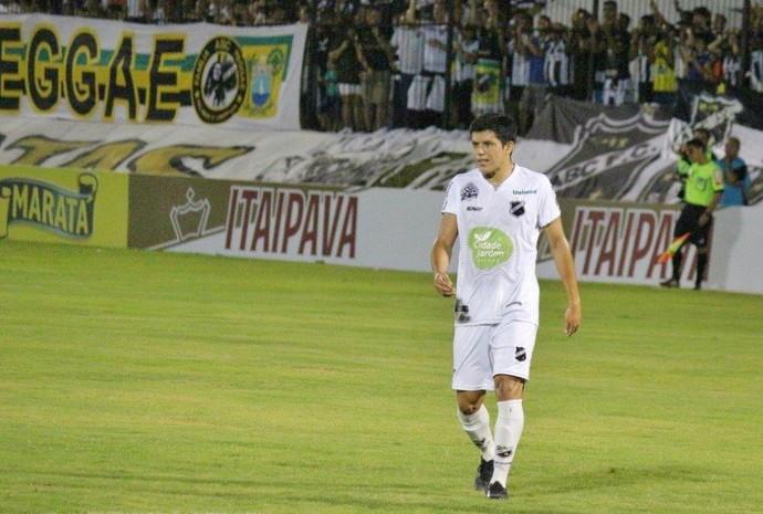 ABC - Echeverría, meia (Foto: Andrei Torres/ABC FC/Divulgação)