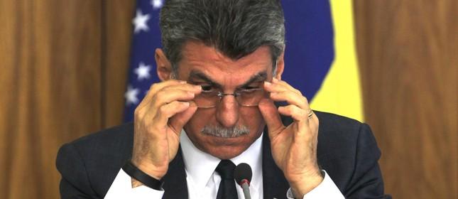 Romero Jucá, ex-ministro do Planejamento. (Foto: Givaldo Barbosa / Agência O Globo)