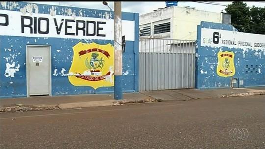 Duas fugas são registradas no mesmo dia em cadeia de Rio Verde, GO