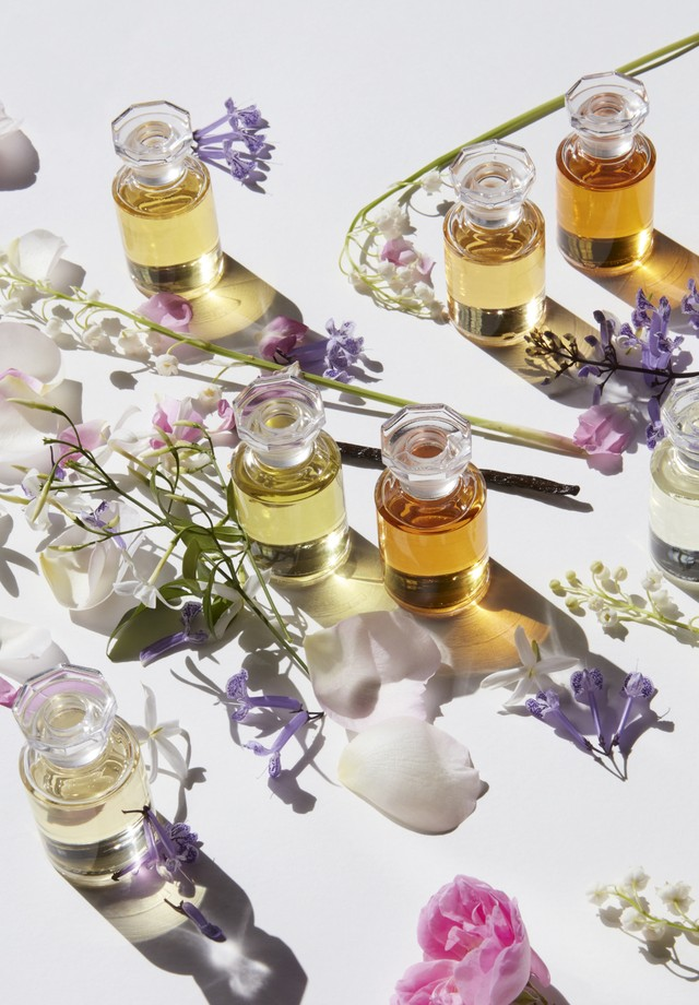 O relançamento da perfumaria da Vuitton (Foto: Reprodução)