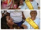 Preta Gil presta sua homenagem para Dona Canô: 'Bênção, minha tia'