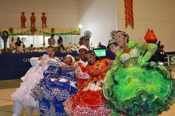 Paraxaxá finaliza a segunda noite da competição (Foto: Divulgação/ TV Sergipe)