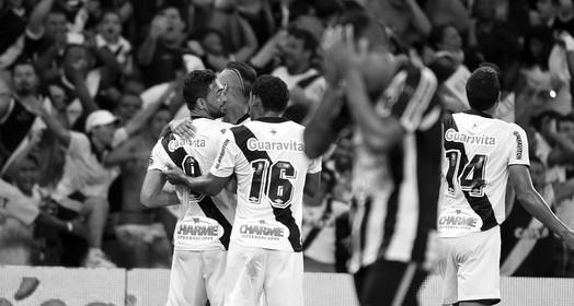 preto no branco (André Durão/GloboEsporte.com)