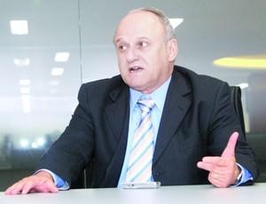 valdivino de oliveira, presidente do atlético-go (Foto: O Popular)