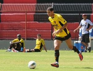 rivaldo sport (Foto: Aldo Carneiro / Pernambuco Press)
