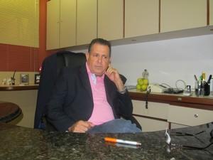 Advogado Antonio Lopes Rodrigues (Foto: Fabiana De Mutiis/G1)